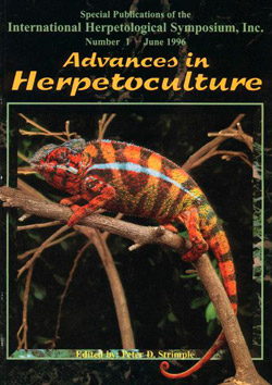 Advances in Herpetoculture
