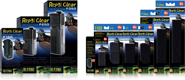 Repti Clear Products Set