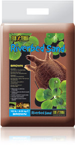 Riverbad Sand