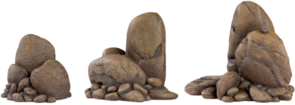 Rock Outcrops - 3 sizes